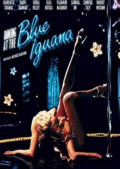 Spanish DVDs - Dancing At The Blue Iguana