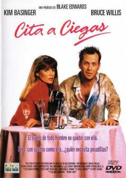 Spanish DVDs - Blind Date