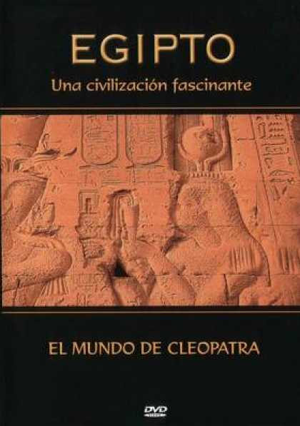 Spanish DVDs - Egypt The Great Civilization Vol 2