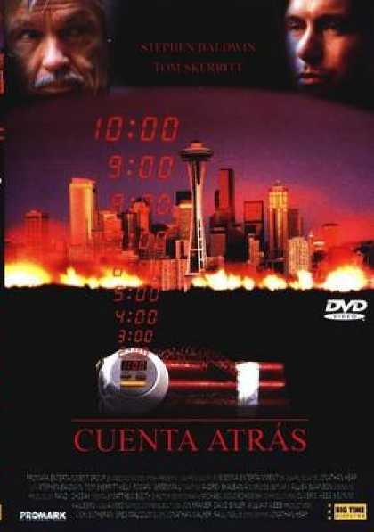 Spanish DVDs - Greenmail