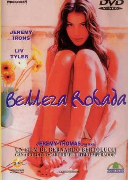Spanish DVDs - Stealing Beauty