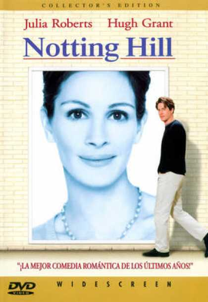 Spanish DVDs - Notting Hill WS CE