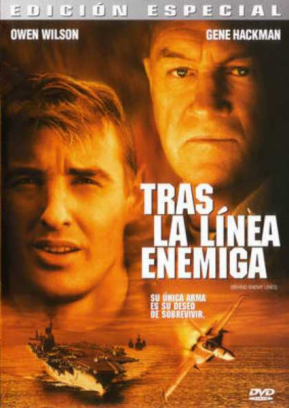 Spanish DVDs - Behind Enemy Lines