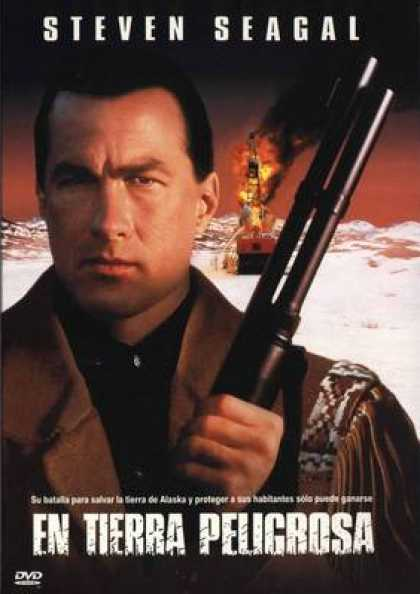 Spanish DVDs - On Deadly Ground