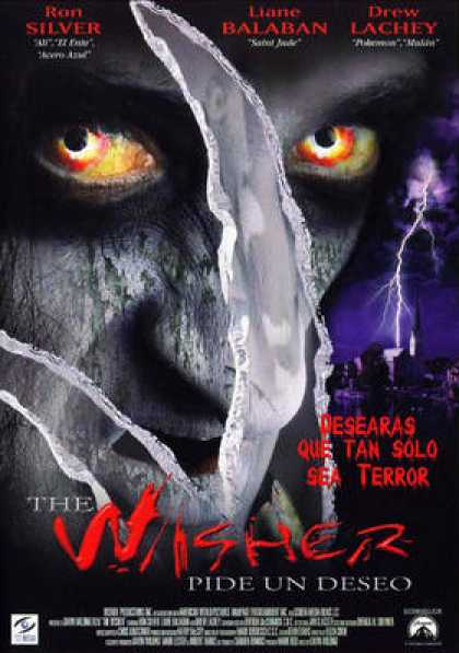 Spanish DVDs - The Wisher