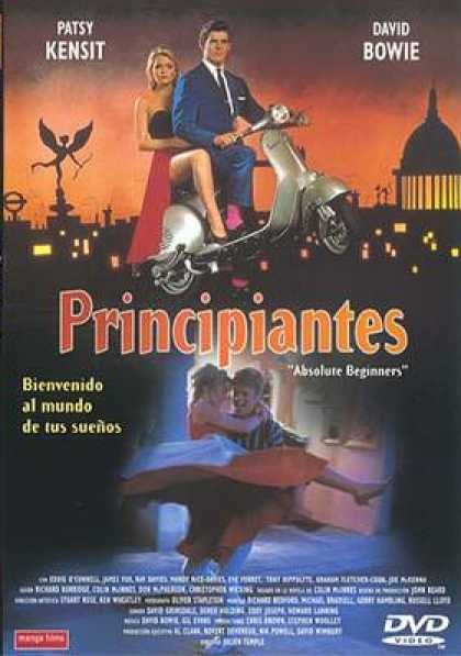 Spanish DVDs - Absolute Beginners