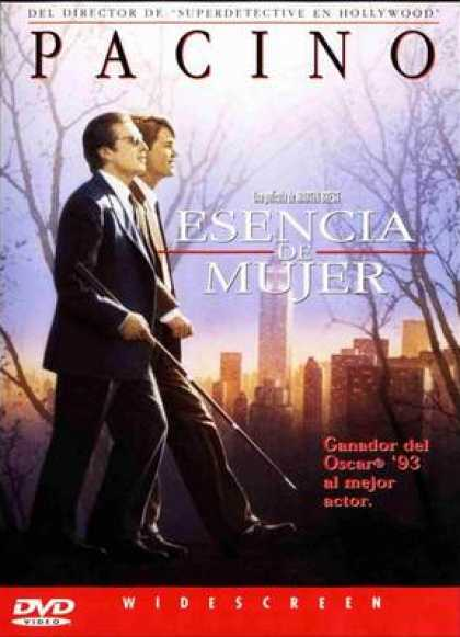 Spanish DVDs - Scent Of A Woman