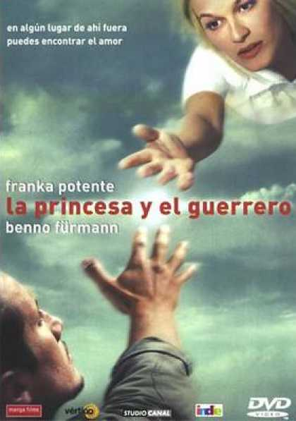 Spanish DVDs - The Princess And The Soldier