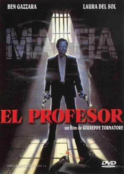 Spanish DVDs - The Protector