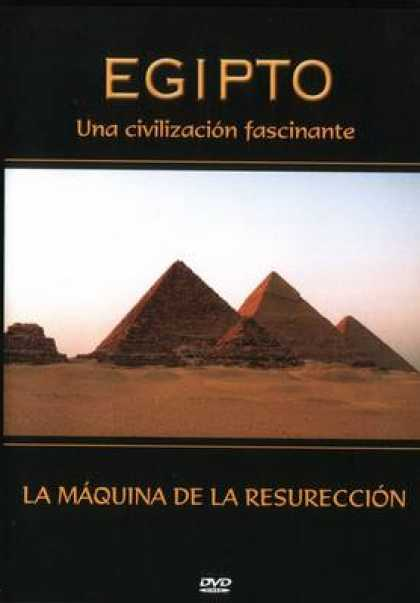 Spanish DVDs - Egypt The Great Civilization Vol 4
