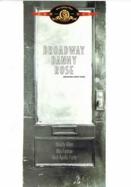 Spanish DVDs - Broadway Danny Rose