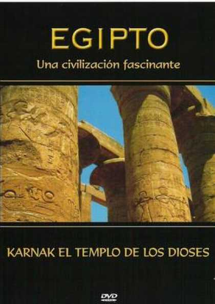Spanish DVDs - Egypt The Great Civilization Vol 9