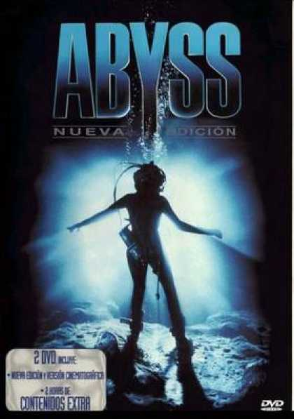 Spanish DVDs - The Abyss Special