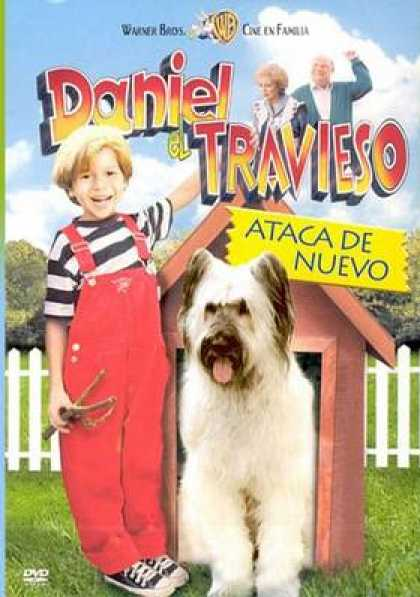 Spanish DVDs - Dennis The Menace 2