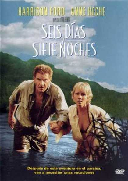 Spanish DVDs - Six Days Seven Nights