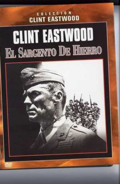 Spanish DVDs - Heartbreak Ridge First