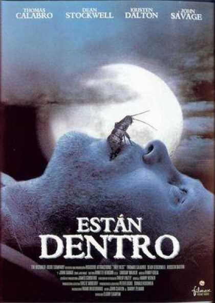 Spanish DVDs - They Nest