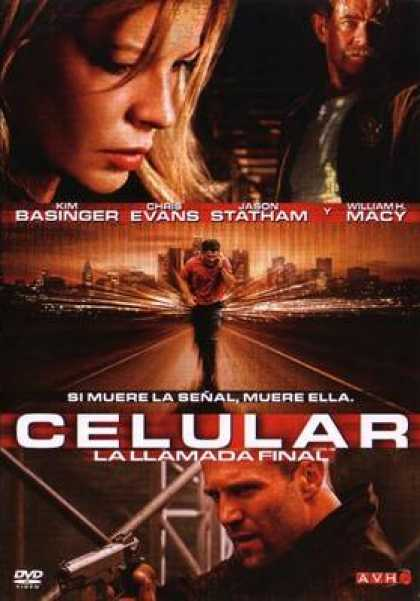 Spanish DVDs - Cellular