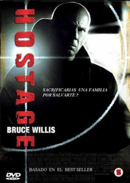Spanish DVDs - Hostage