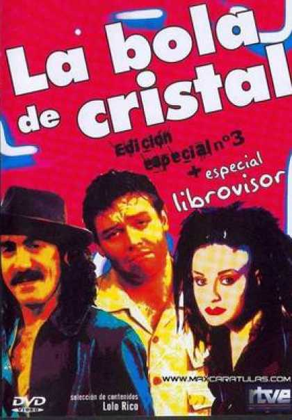 Spanish DVDs - The Crystal Ball Vol 3