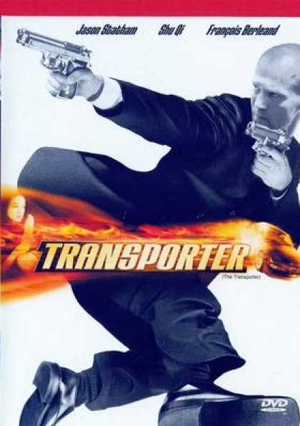 Spanish DVDs - The Transporter