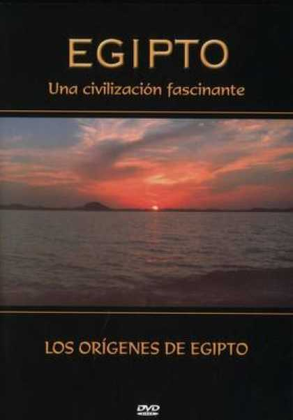 Spanish DVDs - Egypt The Great Civilization Vol 1