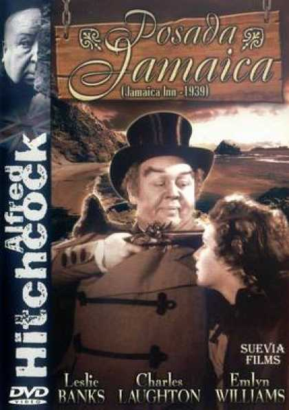 Spanish DVDs - Jamaica Inn
