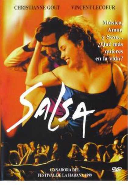 Spanish DVDs - Salsa