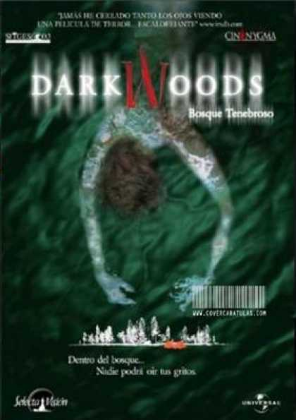 Spanish DVDs - Dark Woods
