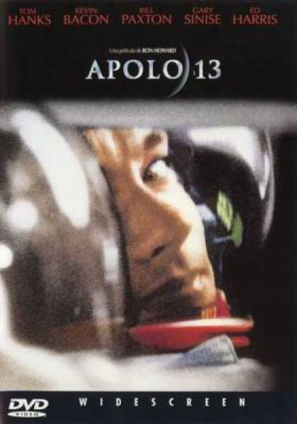 Spanish DVDs - Apollo 13