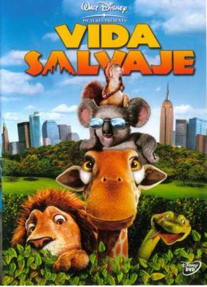 Spanish DVDs - Vida Salvaje