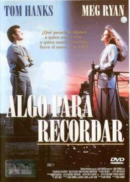 Spanish DVDs - Sleepless In Seattle CE