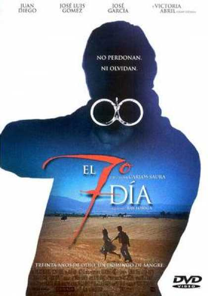 Spanish DVDs - The 7th Day