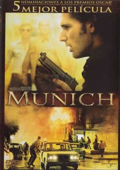 Spanish DVDs - Munich