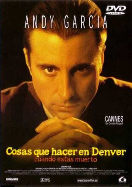 Spanish DVDs - Things To Do In Denver When You Are Dead