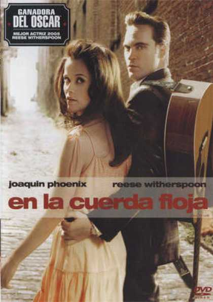 Spanish DVDs - Walk The Line