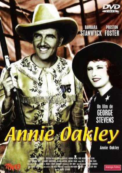 Spanish DVDs - Annie Oakley