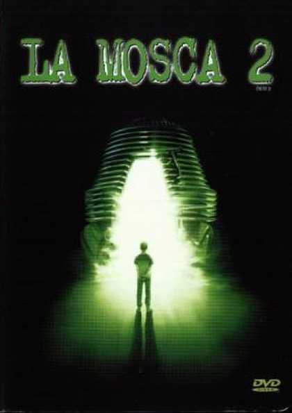 Spanish DVDs - The Fly 2