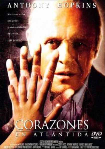 Spanish DVDs - Hearts In Atlantis