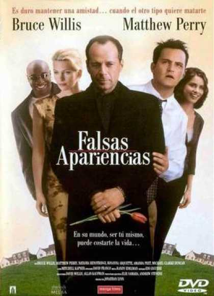 Spanish DVDs - The Whole Nine Yards