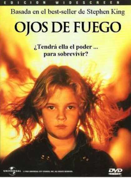 Spanish DVDs - Firestarter