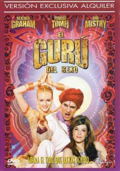 Spanish DVDs - The Guru