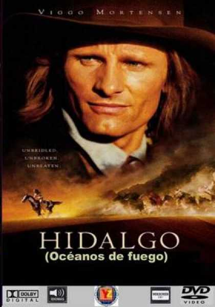 Spanish DVDs - Hidalgo