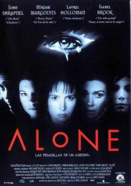 Spanish DVDs - Alone