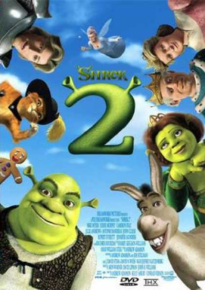 Spanish DVDs - Sherk 2