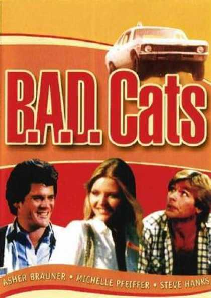 Spanish DVDs - B.A.D. Cats