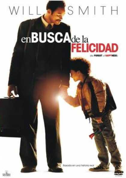 Spanish DVDs - The Pursuit Of Happyness