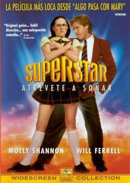 Spanish DVDs - Superstar Widescreen Collection