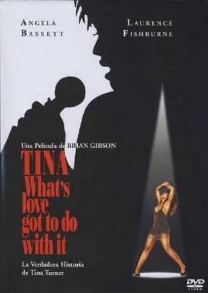 Spanish DVDs - Tina Turner Whats Love Got To Do With It