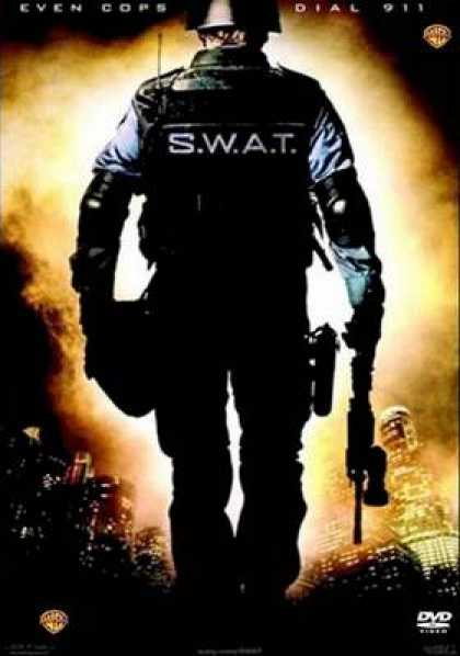 Spanish DVDs - S.W.A.T.